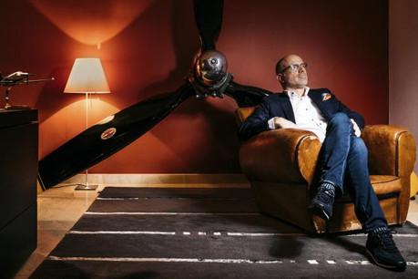 Jean-Marc Kieffer est un passionné d'aviation. (Photo: Edouard Olszewski)