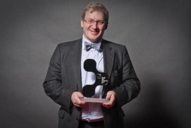Qui succèdera à Thierry Schuman (BGL BNP Paribas), dernier lauréat de ce « coup de cœur » ?  (Photo : Etienne Delorme/archives)