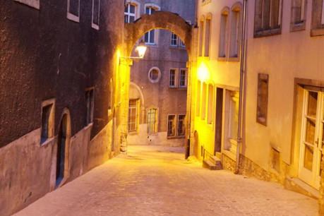 Une autre lumière sur le vieux Luxembourg. C'est un des multiples enjeux d'un pays qui va être très exposé pendant six mois. (Photo: SIP / Jean-Paul Kieffer /eu2015)