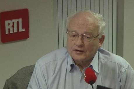 Après des études en droit à Grenoble, Robert Biever a débuté sa carrière en tant qu'avocat en 1972. (Photo: DR / archives)