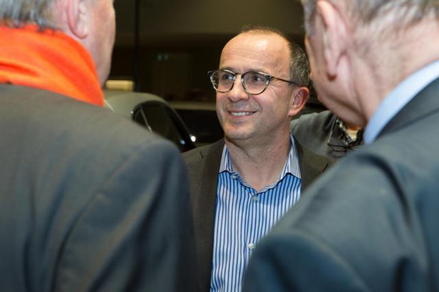 Roberto Traversini (Déi Gréng) succède à Dan Biancalana (LSAP) à la tête du syndicat intercommunal Pro-Sud. (Photo: Maison Moderne/archives)