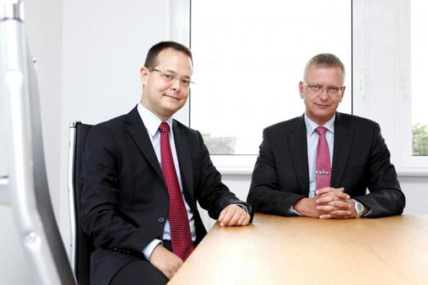Pierre Kihn et Olivier Laidebeur (Office Freylinger) (Photo: Olivier Minaire)