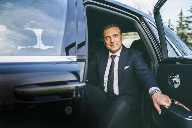Stéphane Sertang souhaite faire de la future concession de Wickrange «un pôle pour les voitures de luxe et de sport». (Photo: Paperjam.lu / archives)