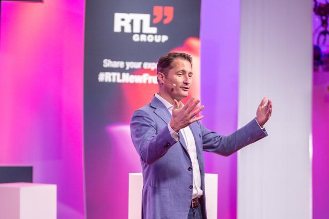 «RTL Group a entamé un long parcours de transformation», a indiqué Bert Habets. (Photo: RTL Group)