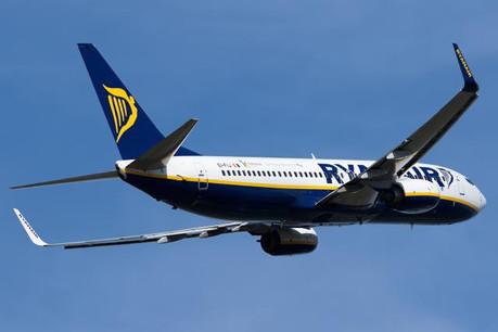 L'aéroport de Luxembourg ne devrait pas être affecté par les nouvelles annulations de liaisons annoncées par Ryanair. (Photo: DR)