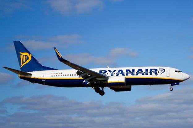 Ryanair annule quatre vols depuis le Findel à destination de l'Espagne et du Portugal. Plusieurs vols à destination de Luxembourg seront aussi touchés par cette grève prévue mercredi et jeudi prochains. (Photo: Licence C.C.)