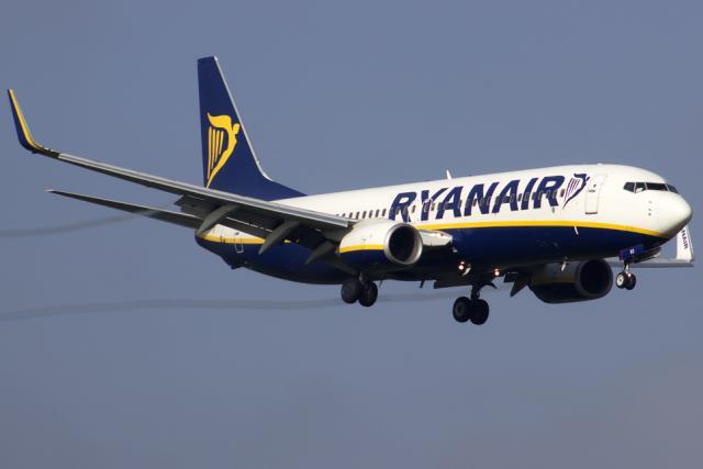 Les annulations de vols au Findel par Ryanair concernent les liaisons de ou vers Milan-Bergame, Londres-Stansted, Lisbonne et Porto. (Photo: Paperjam.lu / archives)