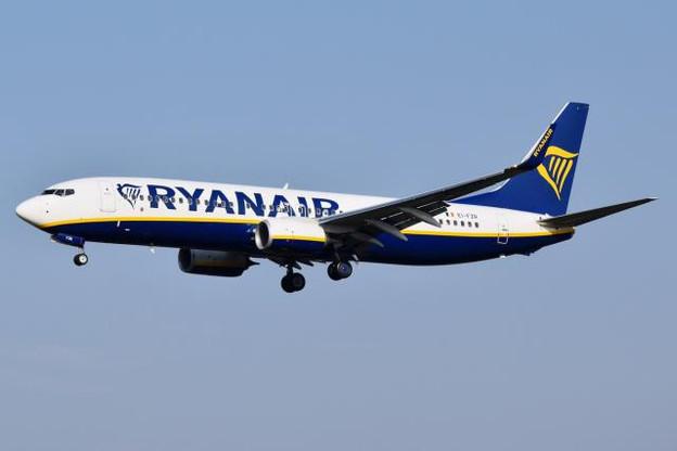 Ryanair a transporté 450.000 passagers au Luxembourg sur l'année fiscale2018. La compagnie irlandaise prévoit d'en transporter 90.000 de plus pour l'année fiscale2019. ( Photo: Licence C.C. )