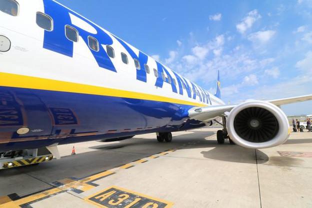Pour 2017, Ryanair prévoit de transporter 131 millions de passagers selon les données dévoilées lundi lors de la présentation des résultats trimestriels. (Photo: Licence C.C.)