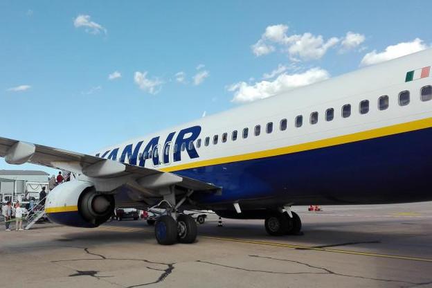 Active au Findel depuis octobre 2016, Ryanair est déjà la seconde compagnie de l'aéroport luxembourgeois, derrière Luxair. (Photo: Licence C. C.)