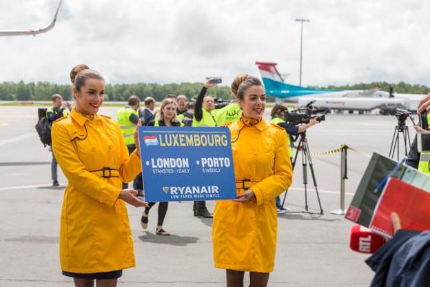 Ryanair avait annoncé de manière prématurée – volontairement ou non? – le début de ses opérations à Luxembourg le 1er septembre. (Photo: Maison Moderne)