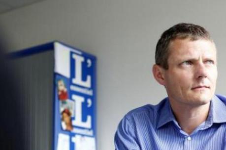 Emmanuel Fleig: «Nous sommes bénéficiaires pour la première fois en 2010.» (Photo: Olivier Minaire/archives)