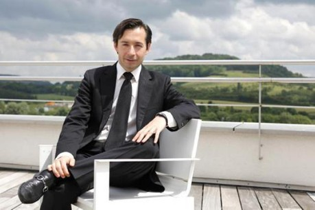 Brice Lecoustey (Ernst & Young) (Photo : Olivier Minaire)