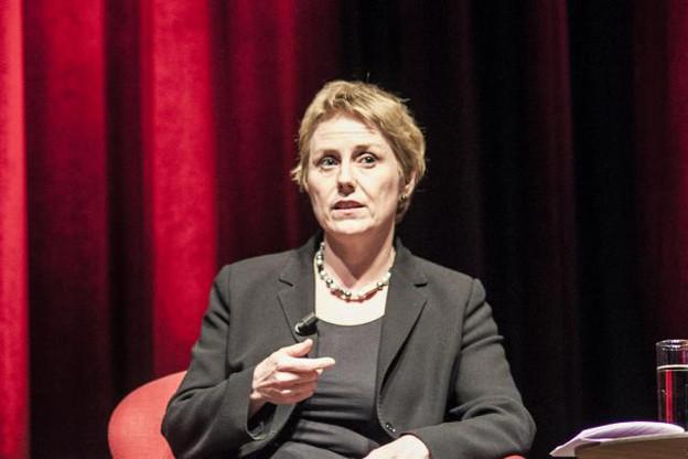 Sasha Baillie devient officiellement la nouvelle CEO de Luxinnovation. (Photo: Mike Zenari / archives)