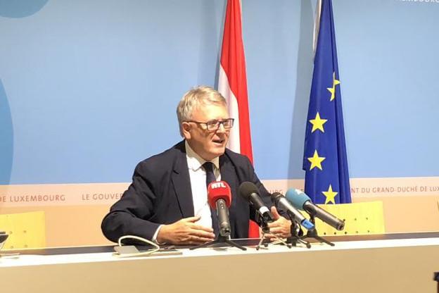 Le ministre du Travail, Nicolas Schmit, a obtenu un délai pour le Luxembourg, afin de «sauvegarder» l'Adem.  (Photo: Audrey Somnard)