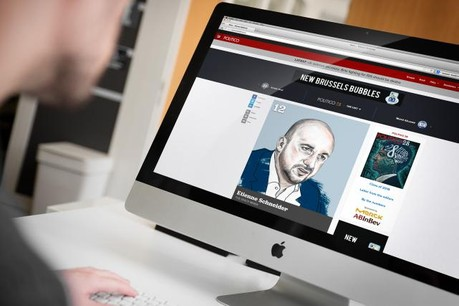 Étienne Schneider a été repéré par le média Politico pour sa volonté de faire du Luxembourg un champion du «new space». (Photo: Maison Moderne)