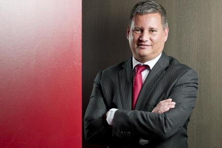 Thierry Vanbever, managing director de SD Worx pour l'international. (Photo: Julien Becker / archives )