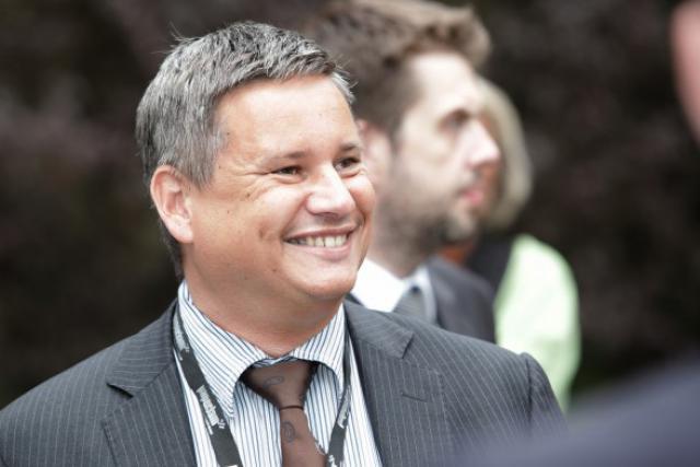 Thierry Vanbever, désormais managing director international, a rejoint SD Worx en 2008 après 20 ans passés dans l'IT. (Photo : archives paperJam)