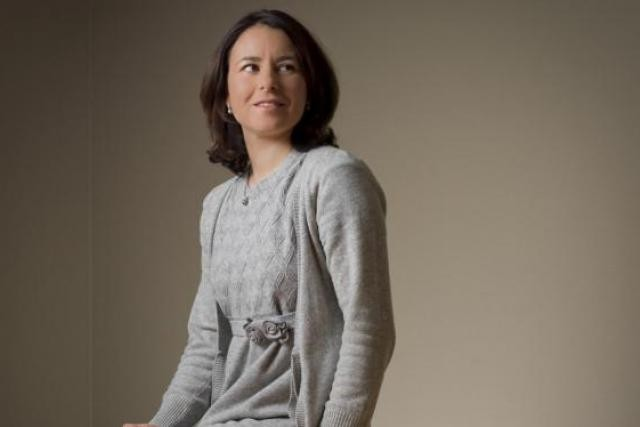 Sylvie Michel (Photo : Julien Becker)
