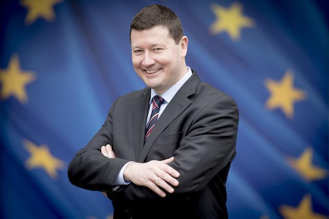 Martin Selmayr a affirmé que Jean-Claude Juncker l'avait averti «avant Noël» de sa volonté de lui proposer le poste de secrétaire général. (Photo: Photo: European Commission / Etienne Ansotte)