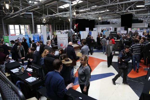 La deuxième édition du Start Up Show 42 a encore attiré un très nombreux public, ce mercredi à Metz. (Photo: DR)