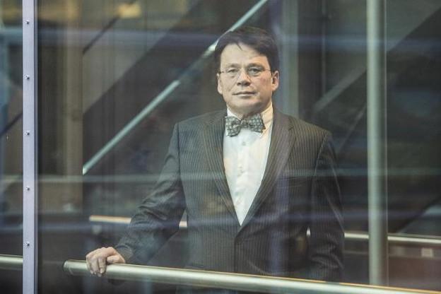 Serge Allegrezza, directeur du Statec et de l'Observatoire de la compétitivité, président également de Luxtrust, est reconduit. (Photo: Maison Moderne)