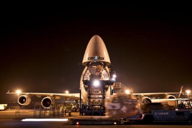 La compagnie de transport aérien luxembourgeoise embarque vers des cieux obscurs. (Photo : David Laurent / Wide/Archives)