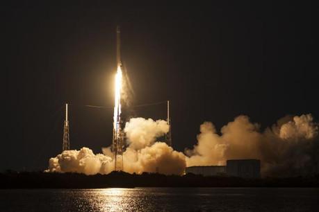 SES recourra à nouveau aux services d'un lanceur de SpaceX pour le satellite SES-14. (Photo: SES)