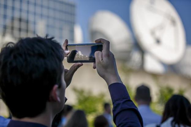 Des fonctions de Galileo sont déjà disponibles dans les nouvelles générations de smartphones. (Photo: Maison moderne / archives)