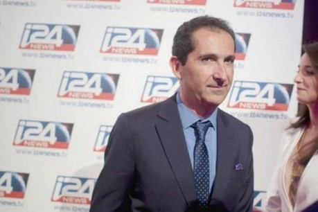 Patrick Drahi, patron d'Altice, a donné tous les détails de l'offre stratégique pour le rachat de SFR par Numericable. (Photo: i24news.tv)