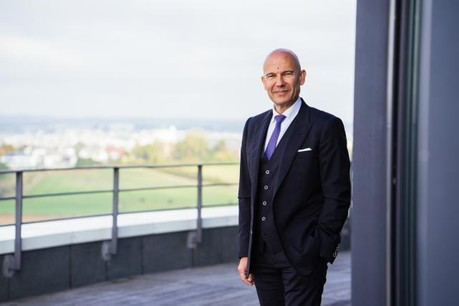 Serge Krancenblum, CEO de SGG. (Photo: SGG)
