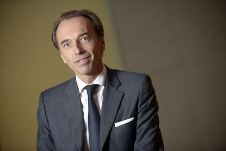 Hugues Delcourt et la Bil ambitionnent d'être présents sur 13 marchés étrangers, sur lesquels leurs efforts devraient payer. (Photo: Christophe Olinger / archives)