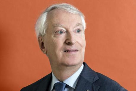 Claude Wirion livre son opinion sur la directive Solvency II dans le Dossier de l'édition de septembre/octobre de Paperjam2. (Photo: Luc Deflorenne)
