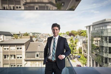 Pierre Schoonbroodt est à la tête d'une équipe de 15 personnes pour superviser les aspects financiers de l'activité de la Bourse de Luxembourg. (Photo: Mike Zenari)