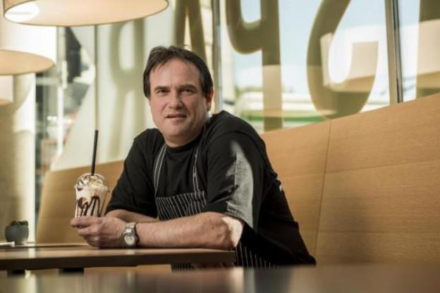 Roland Asselborn (Caspar) : « Après le premier magasin de Esch, nous allons bientôt en ouvrir un deuxième à Belval. » (Photo : Julien Becker)
