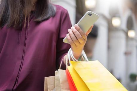 Le Black Friday est un phénomène à la fois dans le commerce en ligne, mais également dans les boutiques «physiques». (Photo: Shutterstock)