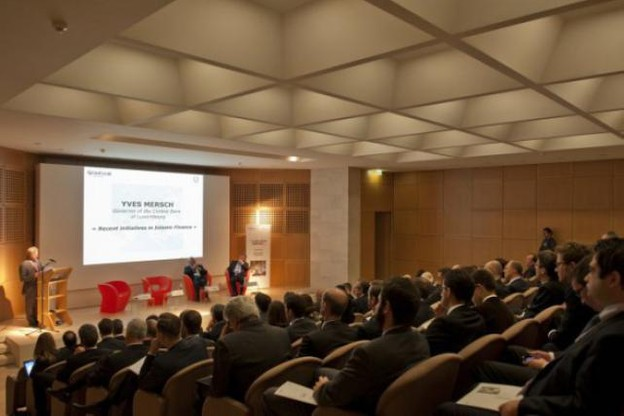 Évoqué en 2011 lors d'une conférence sur la finance islamique, le premier sukuk luxembourgeois sera bientôt lancé. (Photo: archives paperJam)