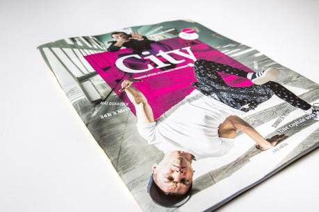 Une cover très hip-hop pour ce City #6. (Photos: Maison Moderne)