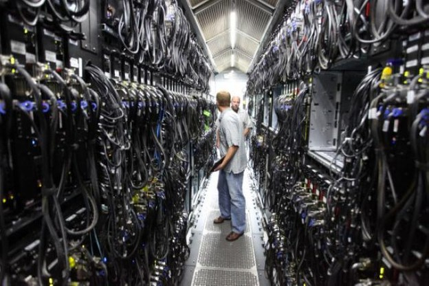 Le campus de Supernap équivaut à 4 fois la surface des 20 data centers du Grand-Duché cumulés. (Photo: DR)