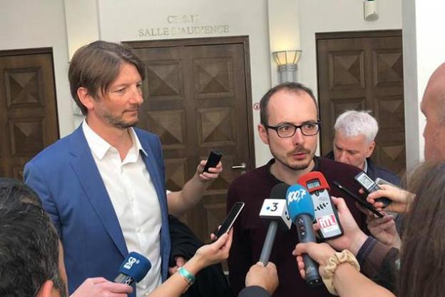 L'ancien auditeur Antoine Deltour n'a pas été surpris de la décision de la Cour d'appel luxembourgeoise.  (Photo: Audrey Somnard)