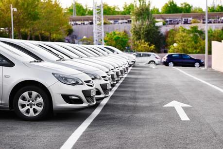 SwopCar entend faciliter le carsharing en entreprise. (Photo: LeasePlan)