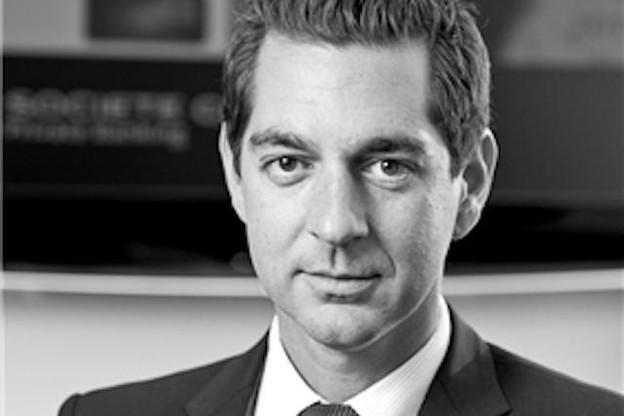 Alexandre Cegarra s'interroge sur la hausse des taux d'intérêt.  (Photo: Société Générale Bank & Trust)