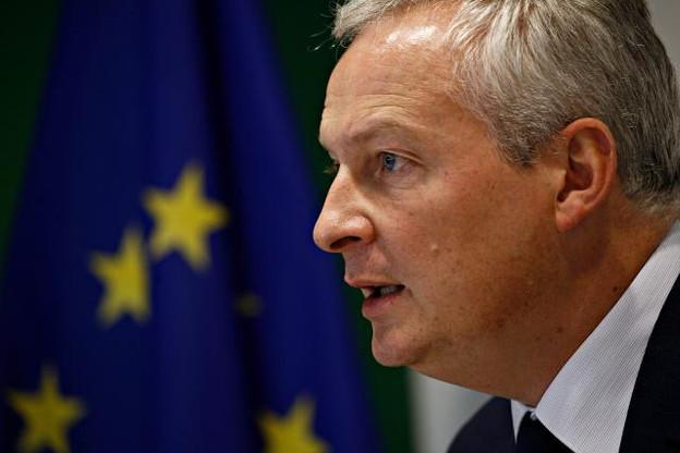 Bruno Le Maire, ministre français de l'Économie, a notamment expliqué que «dès qu'il y aura une solution au niveau de l'OCDE, (elle) prendra la place de la solution européenne». (Photo: Shutterstock)