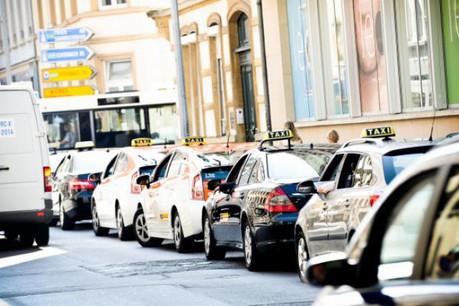 Le tarif sera libre, clairement affiché et le client pourra remonter la file. Source de désordre sur la voie publique? (Photo: Olivier Minaire / archives)