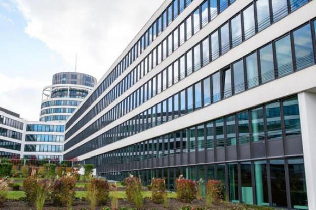 C'est dans ses nouveaux locaux à la Cloche d'Or que Telecom Luxembourg Private Operator a annoncé la nouvelle. (Photo: archives paperJam)
