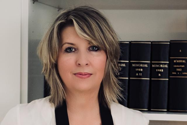 Sabrina Martin est avocat à la Cour et fondatrice de l'étude Martin Avocats. Elle est également à l'origine de la plateforme de conseil et d'assistance juridique en ligne Martin Lawyers Online (MLO). (Photo: Martin Avocats)