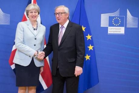 Londres devra attendre le mois de mars pour que les négociations commerciales débutent, ont prévenu les dirigeants européens. (Photo: Commission Européenne)
