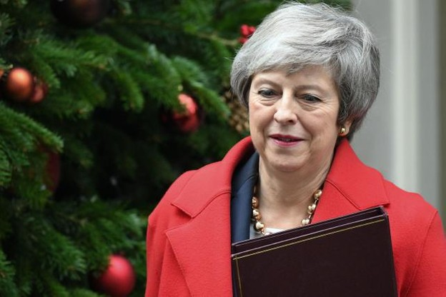 Il ne reste à Theresa May que quelques jours pour trouver une majorité pour soutenir le Brexit. (Photo: Shutterstock)