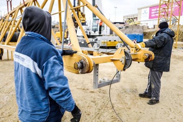 Les abus sont particulièrement problématiques dans le secteur de la construction. (Photo: Gaël Lesure / archives)