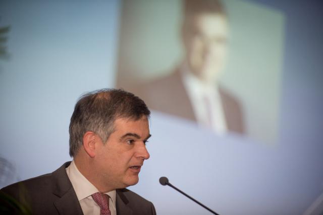 Au tour de Claude Marx, directeur général de la CSSF, d'être cité par le journal belge Le Soir dans le cadre des Panama Papers.  (Photo: Christophe Olinger / archives)